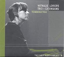 Nathalie Loriers Trio + Extensions