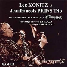 Lee Konitz & the JF Prins Trio