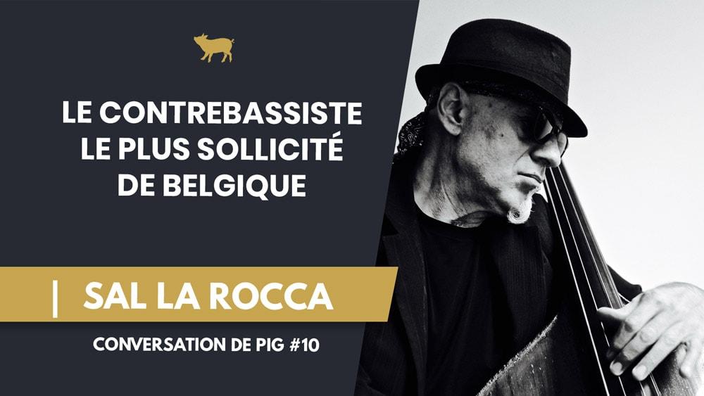 GROOVE LIKE A PIG Invite Sal La Rocca